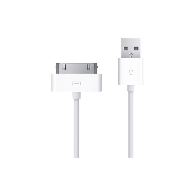 USB CABLE 2.0 TO 30-PIN iPHONE4/4S/iPOD/iPAD 5FT