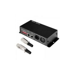 DMX 512 LED CONTROLLER 12VDC