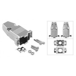 METAL HOUSING DB-9 HP-859M