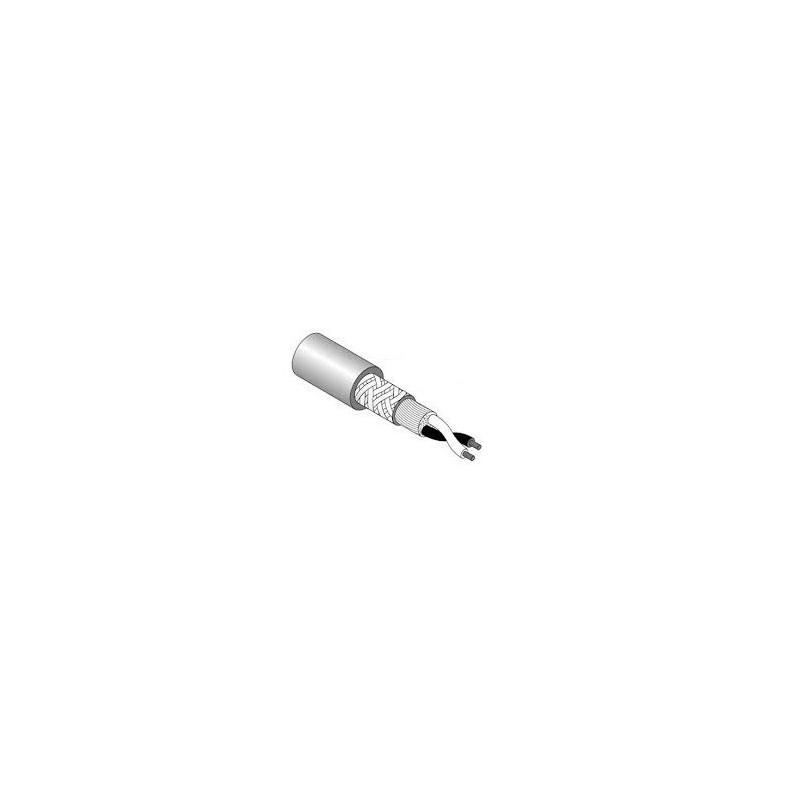 DENKO HEADPHONE CABLE 16X0.08MMX2C
