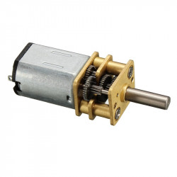 MOTOR GEAR W/ REDUCTION 6VDC
