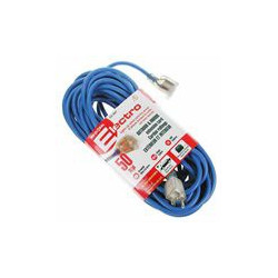 EXTENSION CORD 50FT OUTDOOR W/LIGHTED PLUG