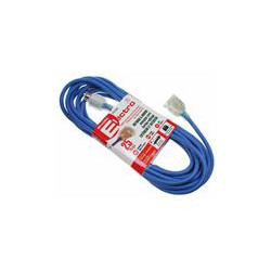 EXTENSION CORD 25FT INDOOR/OUTDOOR W/LIGHTED PLUG