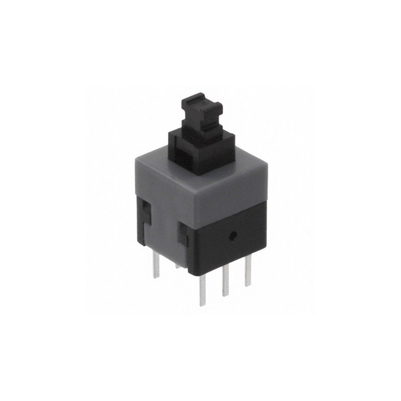 PUSH BUTTON DPDT MOMENTARY PS-901N