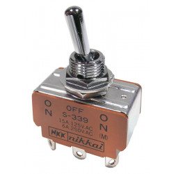 SWITCH 125VAC 25A 4P ON-OFF 42-630