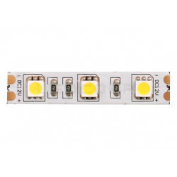 LED STRIP, 5050, 12V, W/O SILICON, WARM WHITE SOFT