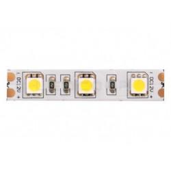 LED STRIP, 5050, 12V, W/O SILICON, WARM WHITE 3500K