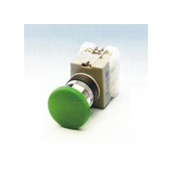 PUSH BUTTON SWITCH NOX1 GREEN AEPB-251A