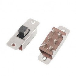 SLIDE SWITCH 3PIN ON-OFF (MEDIUM)