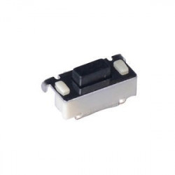 TACK SWITCH RECTANGLE 3X6X3 N/O