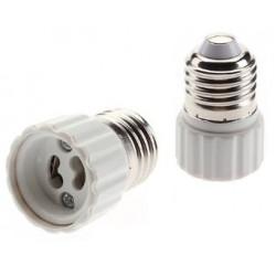 LAMP ADAPTER E27 TO GU10