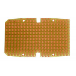 PROTOBOARD-1553B 1 SIDED, 2 HOLE STRIPS, FITS HAMMOND 1553B