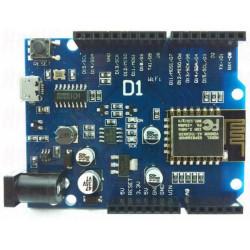 ARDUINO COMPATIBLE - WIFI D1 R2 ESP8266