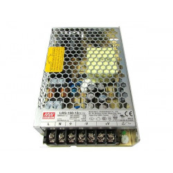 POWER SUPPLY, 12VDC A LRS-150-12