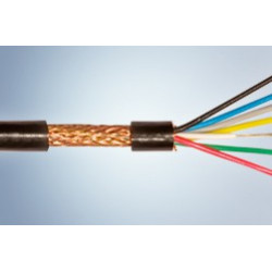 CABLE 8X26AWG SHIELDED CABLE