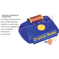 KIT, CRYSTAL RADIO