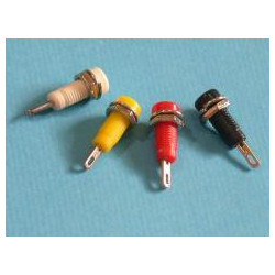 TEST PROBE  PIN SOCKET MK-617 / JR-0584A 2MM B/R