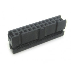 IDE / IDC EDGE PLUG CONNECTOR 24PIN