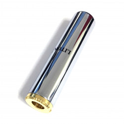 "1/4"" STEREO INLINE JACK GOLD PLATED"