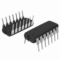IC MC14520B DUAL UP COUNTER