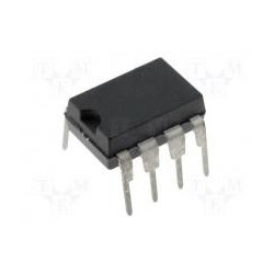 IC TLC271CP LOW POWER PROGRAMMABLE OP-AMP