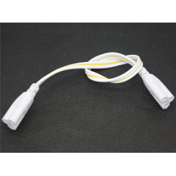 LED FLUORESCENT TUBE T5 or T8 3-PIN JOINER