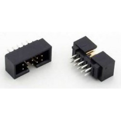PC BOX 10-PIN CONNECTOR 35-510-0