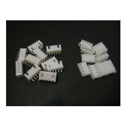 CONNECTORS, JST, XHS, 5PIN, 2.50MM (M/F)