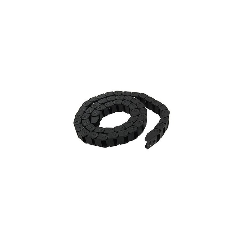 PLASTIC DRAG CHAIN CABLE TRACK, 47X40MM, 1M