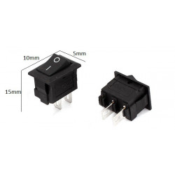 ROCKER SWITCH MINI KCD11