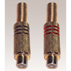 RCA FEMALE CONNECTOR SS2-2071