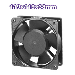 "FAN 4.7"" 220V AC AXIAL..."
