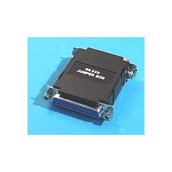 JUMPER BOX. DB25 JB-733