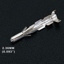 """MOLEX PINS (M) 0.093"""" 02-09-2118 10PCS"""