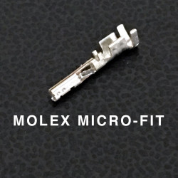 MOLEX MICRO-FIT 3MM FEMALE PINS 20-24AWG 10PCS