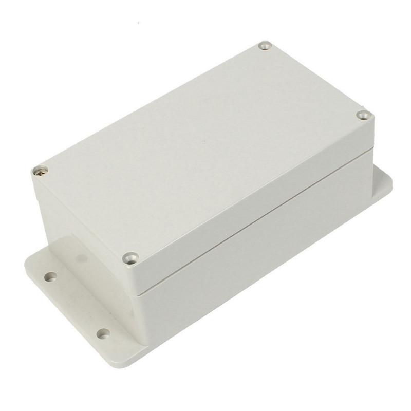 PLASTIC SEALED BOX HF-113 W/FLANGE 160X90X60MM
