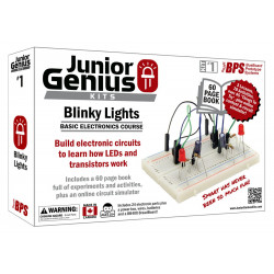 KIT, JUNIOR GENIUS BLINKY LIGHTS