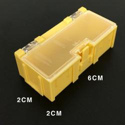 TOOL BOX - MINI DIVIDER 6X2CM - SOLD PER DIVIDER