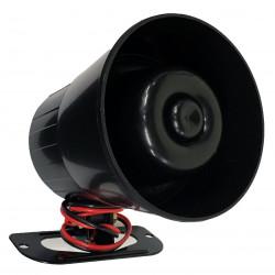 HORN SIREN AMSECO 6-12VDC 1.2A SSS-33-11