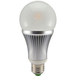 LED BULB, E27, 110V, 6W, WARM WHITE