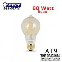 LED VINTAGE A19 4W