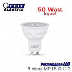 LED GU10 8W 3000W