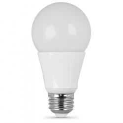 LED A19 9.5W 3000K F SERIES 4/PKG