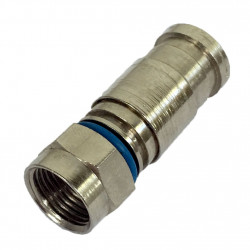 F-TYPE SPL-59 MALE COMPRESSION CONNECTOR STIRLING