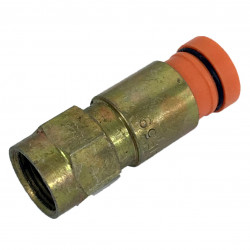 F-TYPE RG-59 MALE COMPRESSION COPPER CONNECTOR LRC SNSP1P59