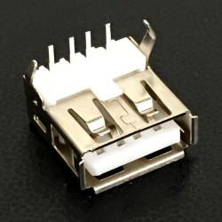 USB A(F) PCB CONNECTORS RIGHT ANGLE
