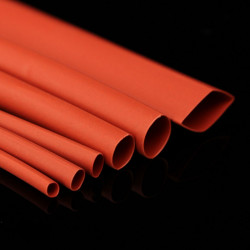 HEAT SHRINK 16.0MM, 2:1, RED