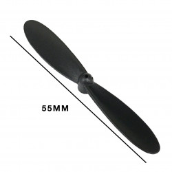 PLASTIC GEAR PROPELLER 55MM