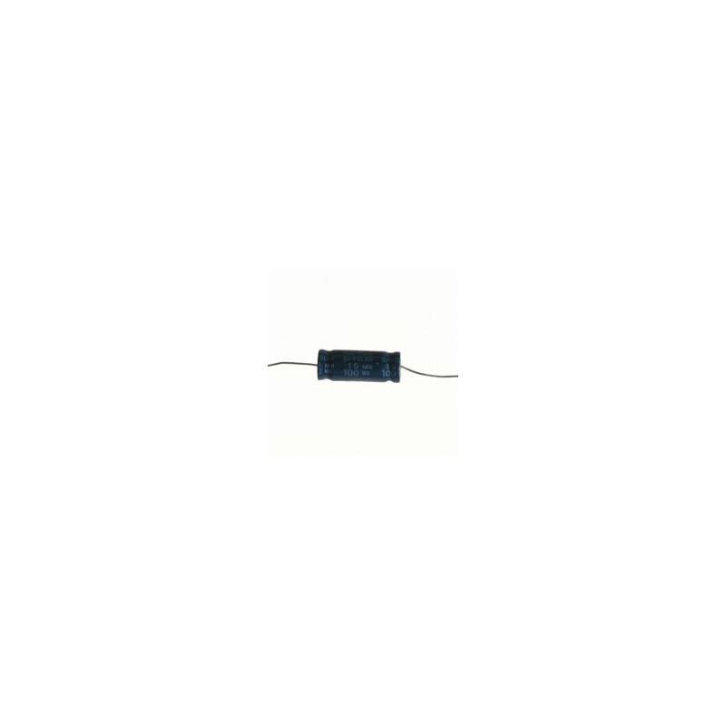 SOLEN CAP NP 100V 15UF, B05A100K156