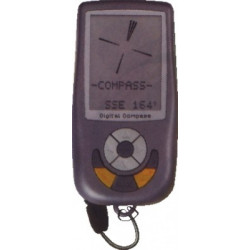 DIGITAL COMPASS WITH DIGITAL ORGANIZER